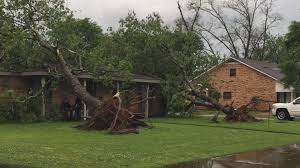 The Cottage Alexandria La by Severe Weather Damage Across Central Louisiana