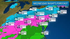 Snow Map Usa by Winter Storm Niko To Become A Northeast Snowstorm Winter Storm