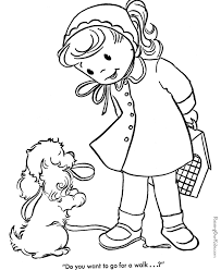 best of free printable puppy coloring pages 9393