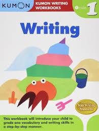 grade 1 writing kumon writing workbooks kumon publishing