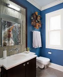 bar bathroom ideas elephant wallpaper trend chicago transitional bathroom remodeling