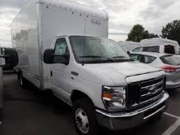 ford e series box truck ford e series class 3 light duty box truck trucks for