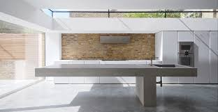 Cement Patio Table by Completed Earlier This Year This Lazenby Cantilevered Work Top