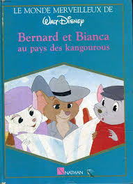 126 dessins de coloriage bernard et bianca au pays des kangourous