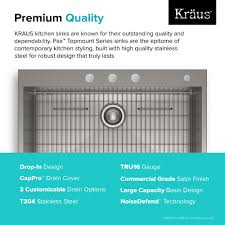 high quality stainless steel kitchen sinks stainless steel kitchen sinks kraususa com