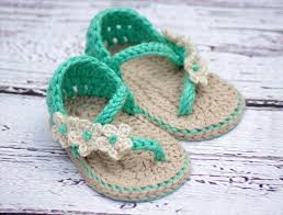 baby girl crochet 36 gorgeous crochet baby gladiator sandals diy to make
