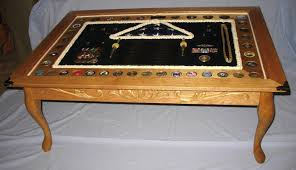 agreeable shadow box coffee table plans for home decoration ideas