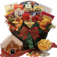 traditions nostalgic gourmet food gift basket