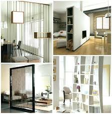 separation chambre salon chambre dans salon maison design coin chambre dans salon separation