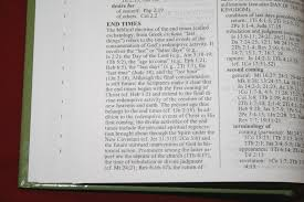 foundation u0027s topical reference bible nasb review