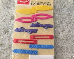 goody barrettes goody barrettes etsy