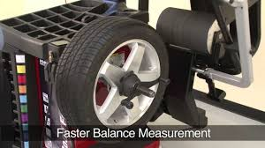 Motorcycle Tire Machine And Balancer The Road Force Touch Wheel Balancing Machine By Hunter At A Glance