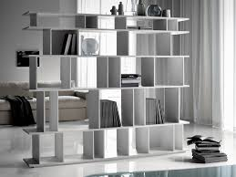 Black And White Bookcase by Cattelan Italia Loft Bookcase By Philip Jackson Chaplins