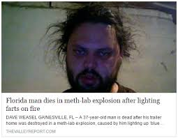 Lighting Farts On Fire Florida Man Is At It Again Album On Imgur