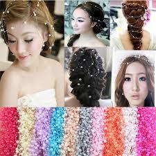 bridal garland 20 pcs 1 3m of each pc pearl string bead garland strand wedding