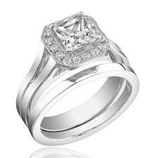 simple wedding ring sets white gold wedding rings wedding ring sets