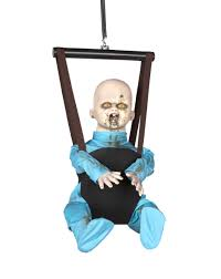 lunging lily spirit halloween bouncing zombie baby exclusively at spirit halloween no one will