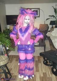Cheshire Cat Costume Homemade Alice In Wonderland Cheshire Cat Costume Photo 2 3