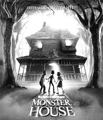 monster house com house coloring pages