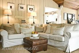 my sweet savannah living room make over color is oatmeal by
