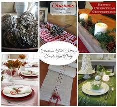 Christmas Table Setting Ideas by Simple Table Setting Excellent Table Setting Free Printable Place