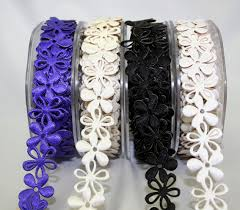 self adhesive ribbon self adhesive flower garland ribbon wholesale green tara 20mm 6