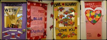 valentine door decoration ideas valentine u0027s day door decoration