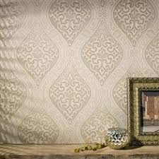 desire damask wallpaper purple damask wall coverings by graham