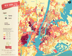 Harlem Map New York by Map This 7 Cool New York City Maps To Teach You Something New 6sqft