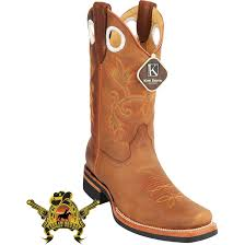 square toe cowboy boots rubber sole king exotic boot collection