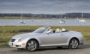 lexus is parkers lexus sc roadster 2001 2009 photos parkers