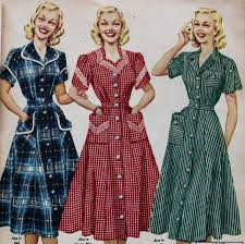 1950 S House by 1950s House Dresses And Aprons History 1950s House 1950s And Plaid