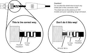 vhf transmitter 5 pin input jack wiring microphone wiring