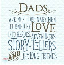 dads are ordinary men svg fathers day svg fathers day quote svg