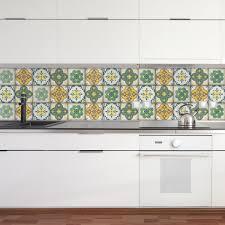 Kitchen Backsplash Tile Stickers 100 Kitchen Backsplash Decals Encaustic Moroccan Kitchen