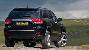 jeep cherokee back 2011 jeep grand cherokee back pose in black wallpaper