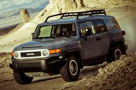 fj cruiser toyota fj cruiser gets last hurrah with trail teams edition
