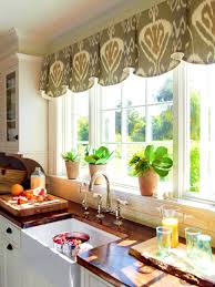 bathroom pleasing kitchen sink window ideas over treatment