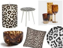 leopard print u2013 the decorator