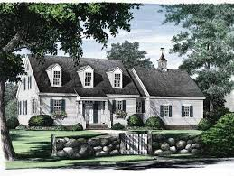 Cape Cod House Plans At Dream Home Source Cape Cod Home Plans - Cape cod home designs