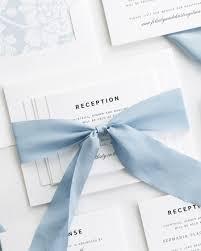 urban romance ribbon wedding invitations ribbon wedding