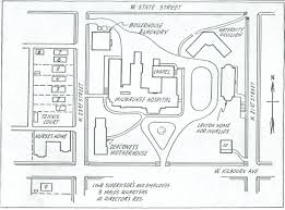 milwaukee hospital drawing of proposed additions