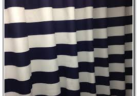 White Curtains With Blue Pattern Curtains Excellent Navy Print Curtains Plain Decoration Block