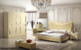 French Style Bedroom Set Wooden Bed Style Smartwedding Co