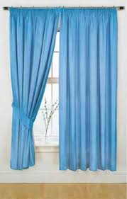 Blue Window Curtains Diy Ready Made Curtains Vs Custom Window Treatments Advice For