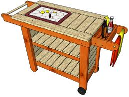 diy grill table plans make your own woodworking tools book bookcase plans diy free