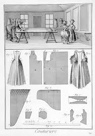 diderot u0027s tailors and seamstresses in his ground breaking