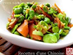 cuisiner des f钁es fraiches les meilleures recettes de fèves et carottes
