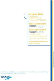 humanis siege social notice d information contrat collectif smodom rapatriement de