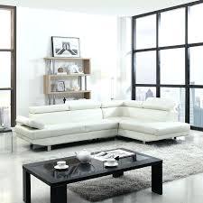 Contemporary Microfiber Sofa Modern Microfiber Sectional Sofa Small Chaise Sofa Small Corner